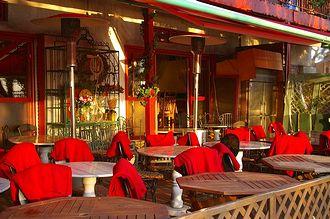 二子玉川のカフェ・cafeレストラン