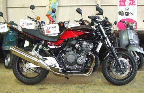 CB400SFレボ