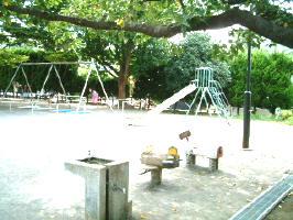 権蔵橋公園