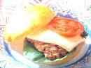 二子玉川のファーストフード店レストラン